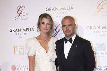 Vogue Williams The Global Gift Gala in Marbella