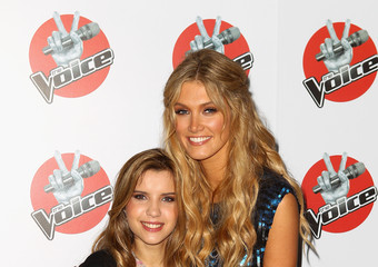 Rachael Leahcar The Voice Final Four Press Conference