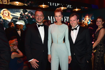 Volker Valk MADELEINE at Bambi Awards 2015 - Party