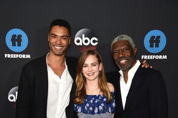 Vondie Curtis-Hall 2018 Disney, ABC, And Freeform Upfront