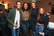 Guests attend the power of Independent Creative Voices celebration, hosted by David Arquette and Shanola Hampton  during the 2019 Sundance FIlm Festival at Hotel Park City on January 25, 2019 in Park City, Utah.