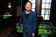 Ken Jeong in the Heineken Green Room at Vulture Festival Presented By AT&T at The Roosevelt Hotel on November 10, 2019 in Hollywood, California.