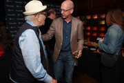 Norman Lear and Brent Miller Photos Photo