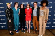 Chris Lowell and Sydelle Noel Photos Photo