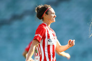 Jodie Taylor of Melbourne City reacts after a missed shot at goal during the W-League Grand Final match betweenSydney FC and Melbourne City FC at Allianz Stadium on February 18, 2018 in Sydney, Australia.