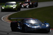 FORD CHIP GANASSI TEAM UK in the Ford GT #67 driven by Andy Priaulx of Great Britain, Harry Tincknell of Great Britain, Tony Kanaan of Brazil competes during Final Free Practice session in the WEC 6 Hours Of Spa-Francorchamps at Circuit de Spa-Francorchamps on May 4, 2018 in Spa, Belgium.