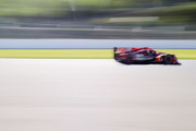 REBELLION RACING in the Rebellion R13 in the Gibson and Gibson driven by Neel Jani of Switzerland, Andre Lotterer of Germany and Bruno Senna of Brazil competes during the Qualifying session in the WEC 6 Hours Of Spa-Francorchamps at Circuit de Spa-Francorchamps on May 4, 2018 in Spa, Belgium.