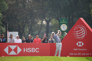 Brandt Snedeker of the United States during the pro-am prior to the WGC - HSBC Champions at Sheshan International Golf Club on October 24, 2018 in Shanghai, China.