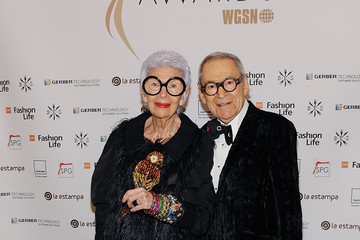 Carl Apfel WGSN Global Fashion Awards