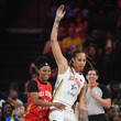 Brittney Griner and Odyssey Sims Photos