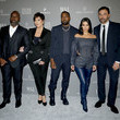 Kanye West and Kris Jenner Photos