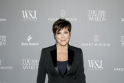 Kris Jenner attends the WSJ. Magazine 2019 Innovator Awards sponsored by Harry Winston and Rémy Martinat MOMA on November 06, 2019 in New York City.