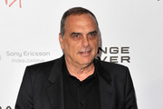Avram Grant arrives at the WTA Tour Pre-Wimbledon Party at The Roof Gardens, Kensington on June 16, 2011 in London, England.