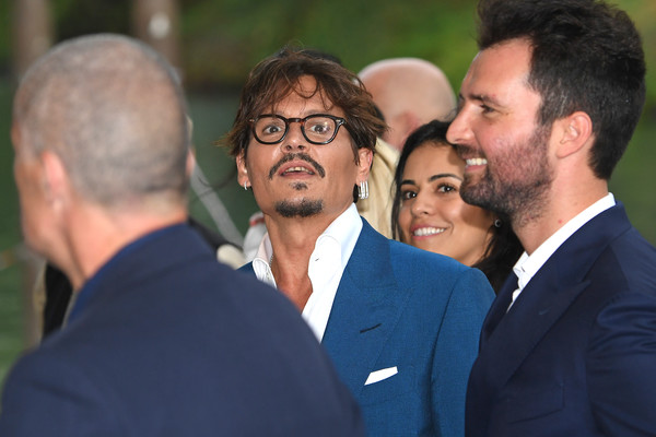 'Waiting For The Barbarians' Photocall - The 76th Venice Film Festival