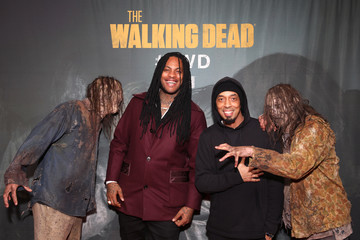 Wakaflockaflame 'The Walking Dead' / Super Bowl Party - Arrivals