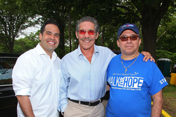 Raymond Garcia Walk for HOPE with Celia Cruz Foundation and Geraldo Rivera