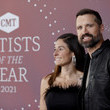 Walker Hayes 2021 CMT Artist of the Year - Red Carpet