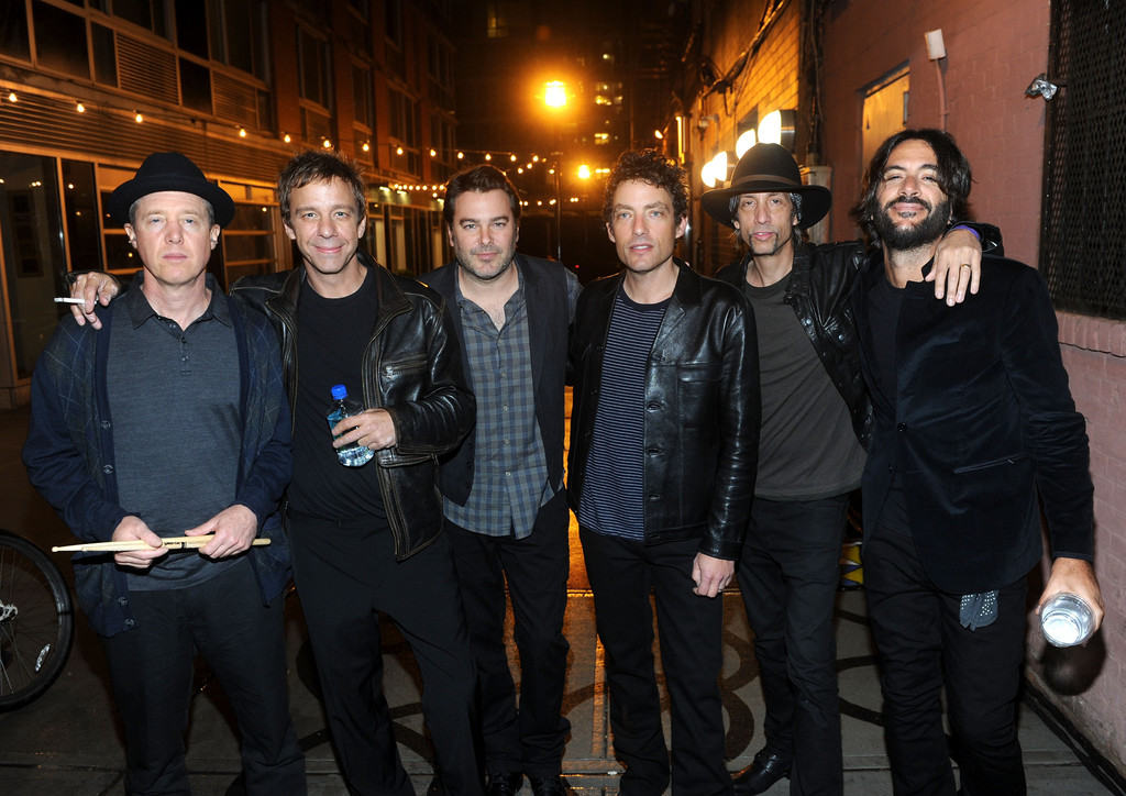 Jakob Dylan in The Wallflowers Presented By John Varvatos ...