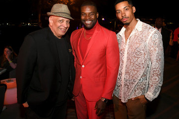 Walter Mosley Premiere Of FX's 'Snowfall' Season 3 - After Party