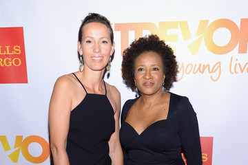 Wanda Sykes Alex Sykes Arrivals at the 'TrevorLIVE NY' Event — Part 2