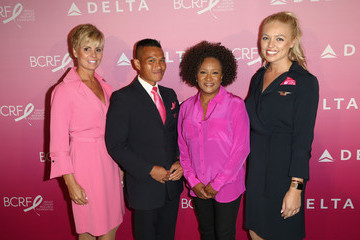 Wanda Sykes Delta Air Lines and The Breast Cancer Research Foundation Host 'The Breast Cancer One Dinner'