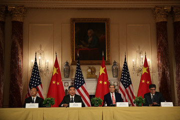 Wang Yang State Dept. and Treasury Hosts U.S.-China Strategic and Economic Dialogue Summit