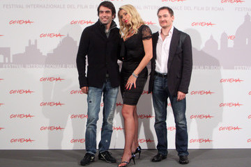 Valeria Marini I Want To Be A Soldier - Photocall: The 5th International Rome Film Festival