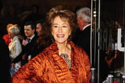 Actress Maureen Lipman attends the UK premiere of War Horse at the Odeon Leicester Square on January 8, 2012 in London, England.