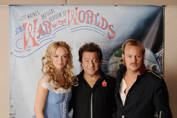 Jeff Wayne War Of The Worlds - Launch  Photocall