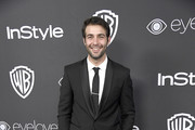 Actor James Wolk attends the 18th Annual Post-Golden Globes Party hosted by Warner Bros. Pictures and InStyle at The Beverly Hilton Hotel on January 8, 2017 in Beverly Hills, California.