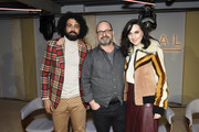 Daveed Diggs, Graham Manson and Lena Hall attend the TNT presents Snowpiercer Panel & Reception at Lateral at WarnerMedia Lodge: Elevating Storytelling with AT&T during Sundance Film Festival 2020 on January 25, 2020 in Park City, Utah.