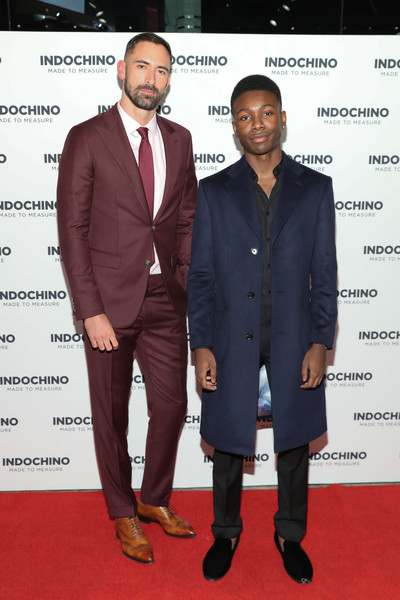 Indochino Red Carpet Launch Party