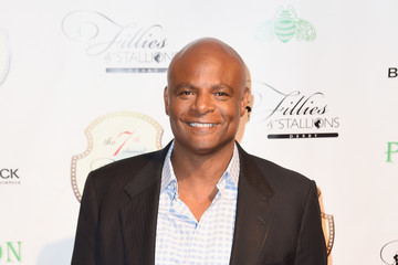 Warren Moon The 7th Annual Fillies & Stallions Kentucky Derby Party Hosted By Black Rock Thoroughbreds And Sponsored By Patron