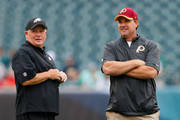 Chip Kelly and Jay Gruden Photos Photo