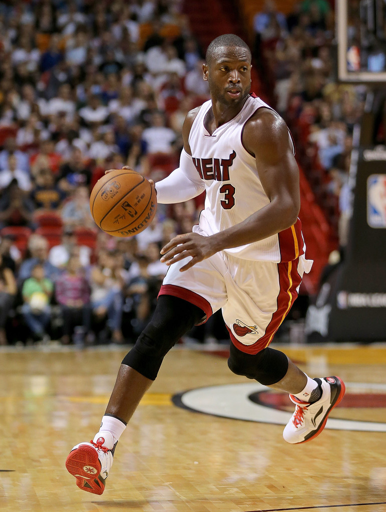 Gabrielle Union's Birthday at Hyde AA Arena - Heat vs ...