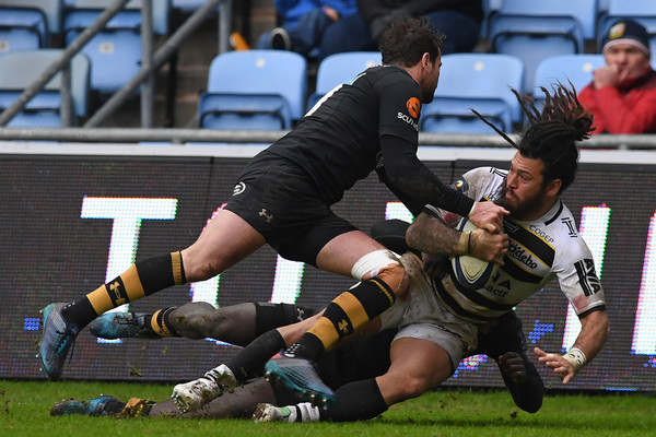 Wasps v La Rochelle -  Champions Cup