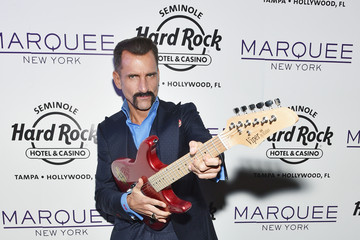 Wass Stevens Seminole Hard Rock Hotel & Casino Event Hosted by The Weeknd at Marquee New York