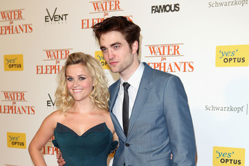 Reese Witherspoon Robert Pattinson Water For Elephants Sydney Premiere