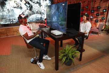 Wayne Brady Xbox & 'Gears of War 4' Los Angeles Launch Event at the Microsoft Lounge