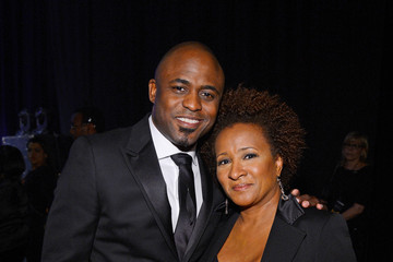 Wayne Brady Wanda Sykes 44th NAACP Image Awards - Backstage And Audience