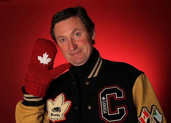 Wayne Gretzky Photos Photos The Today Show Gallery Of Olympians