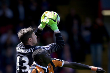 Wayne Hennessey Crystal Palace v Hull City - Premier League