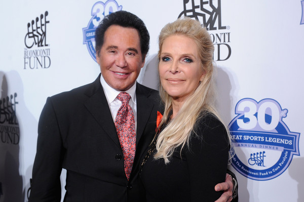 30th Annual Great Sports Legends Dinner to Benefit The Buoniconti Fund to Cure Paralysis - Arrivals [great sports legends dinner to benefit the buoniconti fund to cure paralysis,face,yellow,event,premiere,flooring,white-collar worker,carpet,award,style,arrivals,kathleen mccrone,wayne newton,the waldorf astoria,new york city,the buoniconti fund to cure paralysis,annual great sports legends dinner]