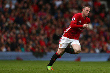 Wayne Rooney Manchester United v Crystal Palace - Premier League