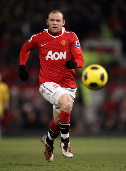 Wayne Rooney Arsenal Wayne Rooney Wayne Rooney of Manchester United in action during the