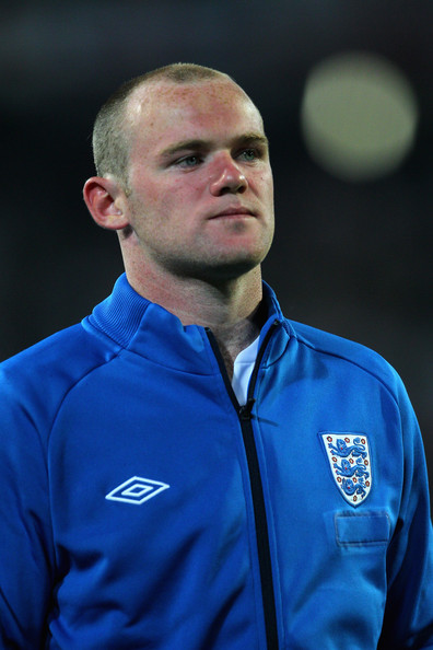 Wayne Rooney Zimbio Wayne Rooney Wayne Rooney of England looks on at the end of the UEFA