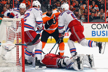 Wayne Simmonds New York Rangers v Philadelphia Flyers
