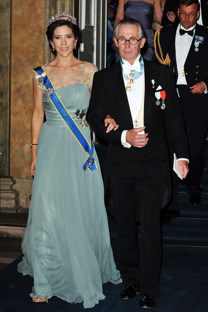 Princess Mary Photos Wedding Of Crown Victoria Daniel Westling Banquet Inside Zimbio