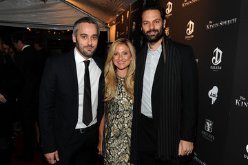 """Caroline Sherman The Weinstein Company, DeLeon, And AOL Present The Premiere Of """"The King's Speech"""" - Red Carpet"""