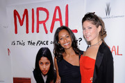 Stella Schnabel and Rula Jebreal Photos Photo